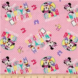 Disney Minnie Pink Happy Helpers On Call! Pink