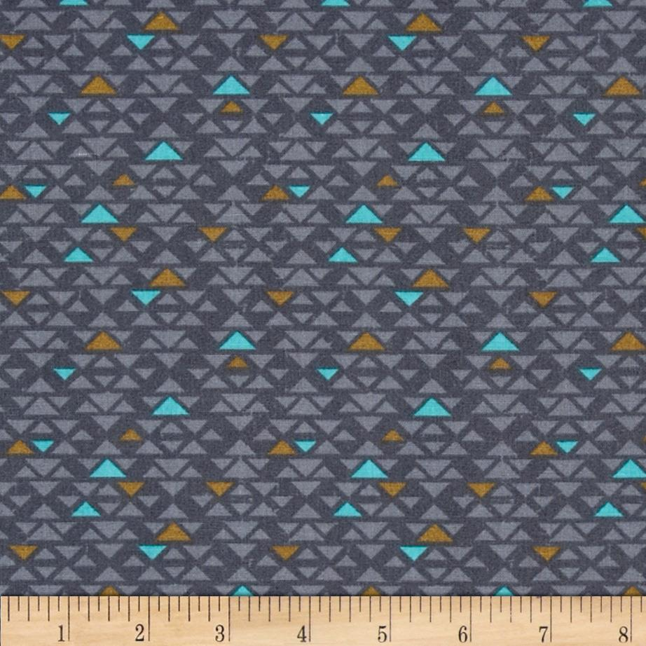 Sondalo Triangles Gray
