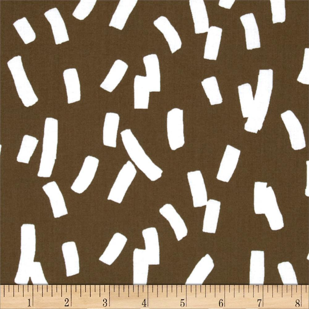 Contempo Dwellings Confetti Brown