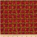 Bittersweet Cross Roads Plaid Russet