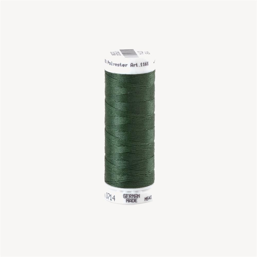 Mettler Metrosene Polyester All Purpose Thread Backyard Green