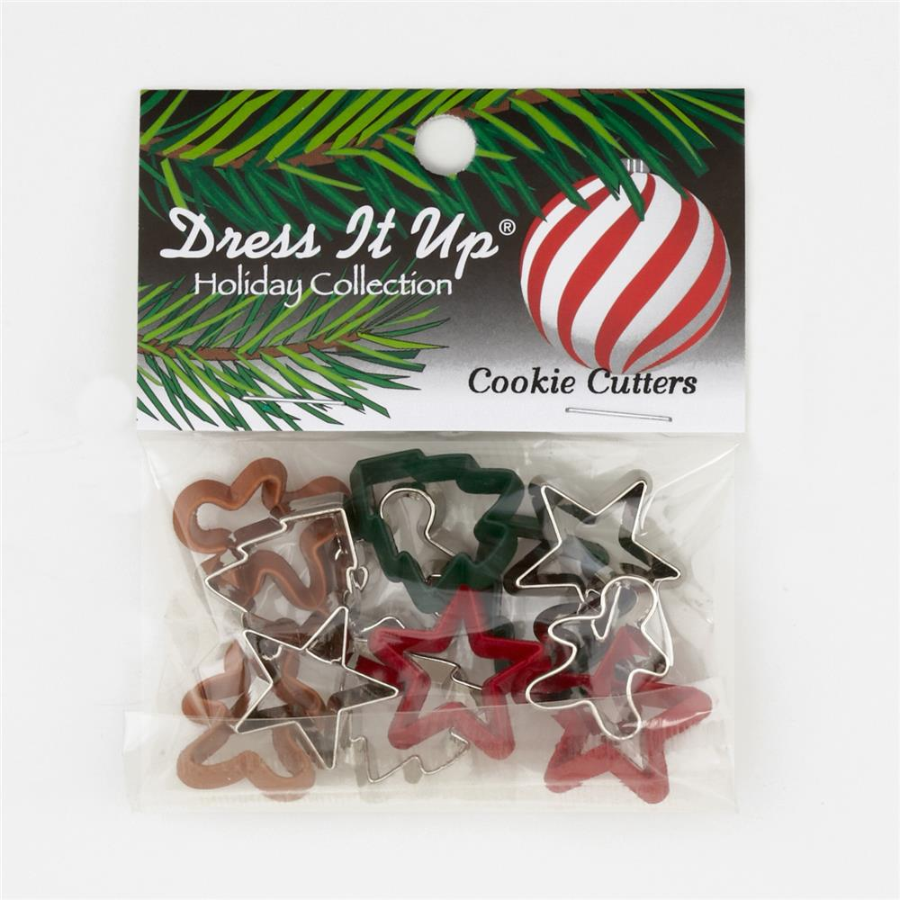 Dress It Up Embellishment Buttons  Cookie Cutters