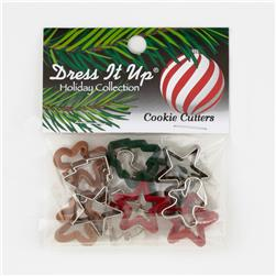 Dress It Up Embellisment Buttons  Cookie Cutters