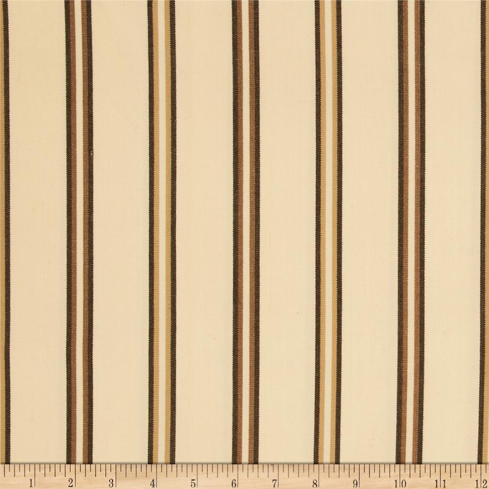 Robert Allen Promo Brinwood Stripe Walnut