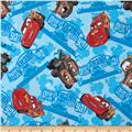 Disney Cars Rule the Road Don't Let Frank Catch Ya! Blue