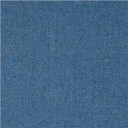 Stretch Denim 12 oz Light Blue Fabric