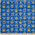 Protect & Serve Shields Blue