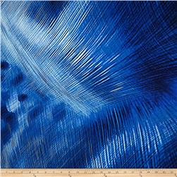 Electric Feather Medium Blue