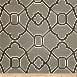 Home Accents Bali Slub Greystone Fabric