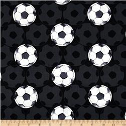 Kanvas All Stars Football Black