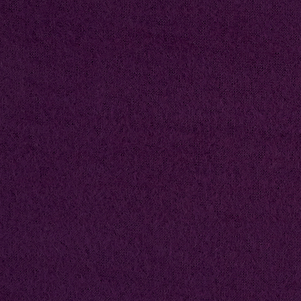 Wintry Fleece Grape Fabric