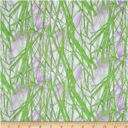Violet Grass Purple