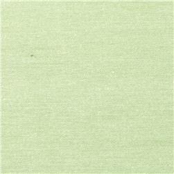 Oxford Shirting Solid PeaPod Fabric