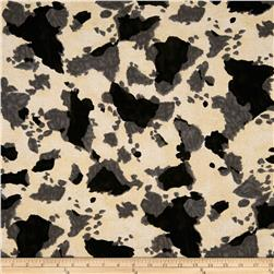Moda Horseshoe Trail Carryover Cowhide Black