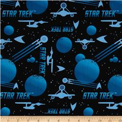 Star Trek Silhouettes Blue