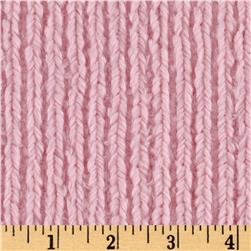 Shannon Minky Chenille Soft Cuddle Blush