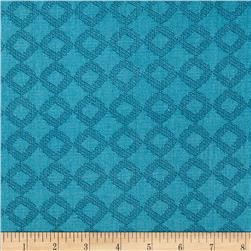 Zoe Vim Tonal Diamond Blue