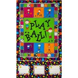 "Play Ball 24"" Panel Multi"