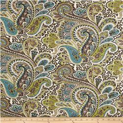 Premier Prints Paisley Chocolate