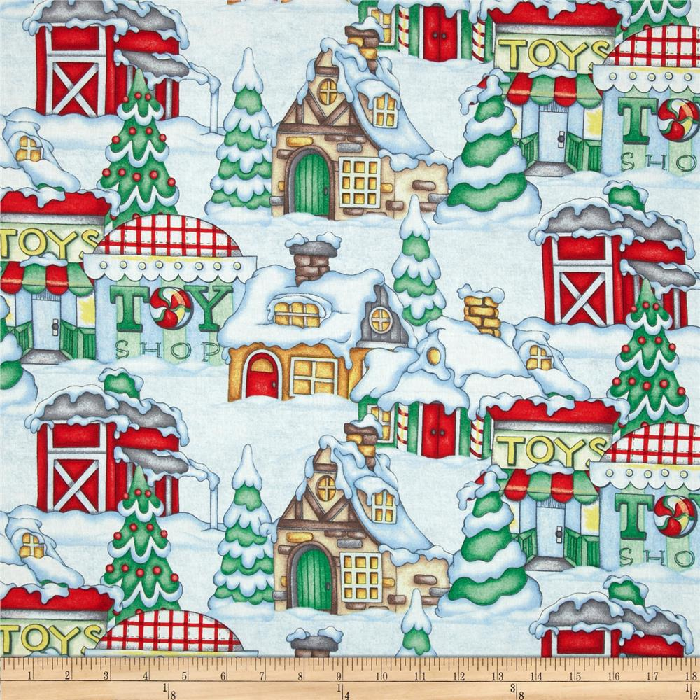 Holiday Express Town White