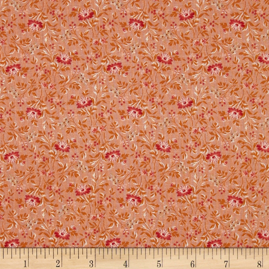 Mrs. March's Collection in Antique Small Packed Floral