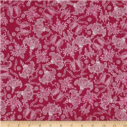 Studio KM Persia Persian Botanical Ruby