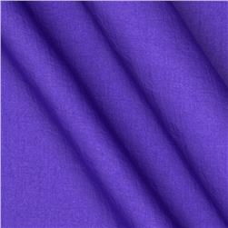 Trilobal DWR Nylon Purple