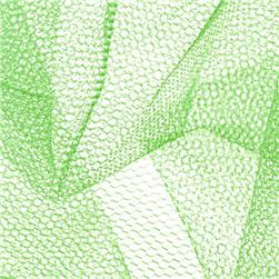 Nylon Net Lime Green Fabric