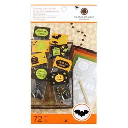 Martha Stewart Crafts Halloween Flocking Transfer Kit