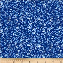 Annabelle Mini Floral Blue