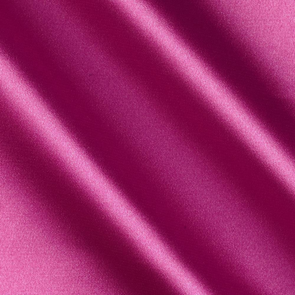 Barcelona Spandex Stretch Satin Fuchsia