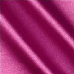 Barcelona Spandex Stretch Satin Fuchsia Fabric