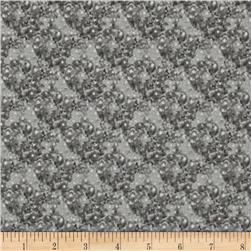 Quilting Treasures Native Pine Dot Grey
