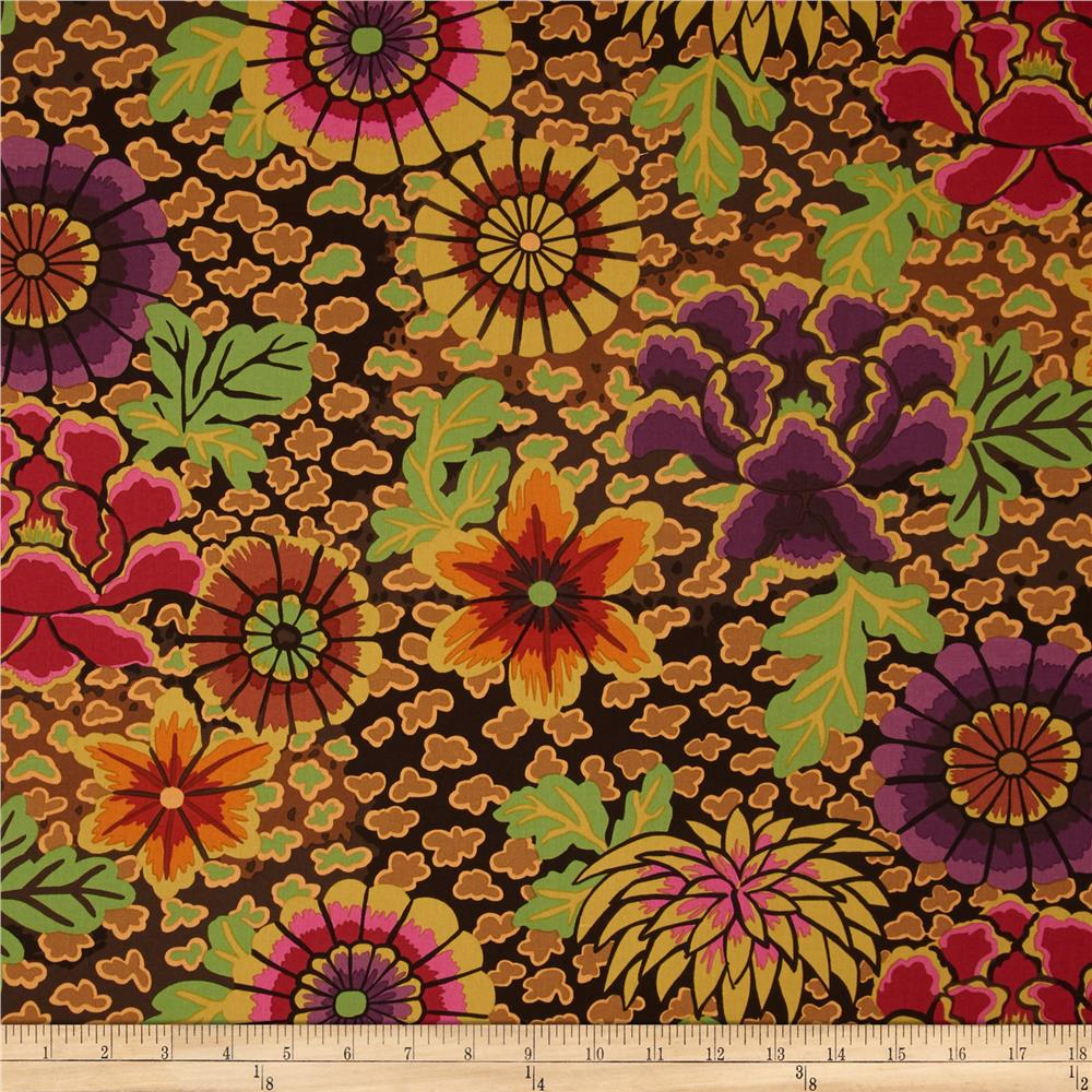 Kaffe Fassett Sateen Dream Brown