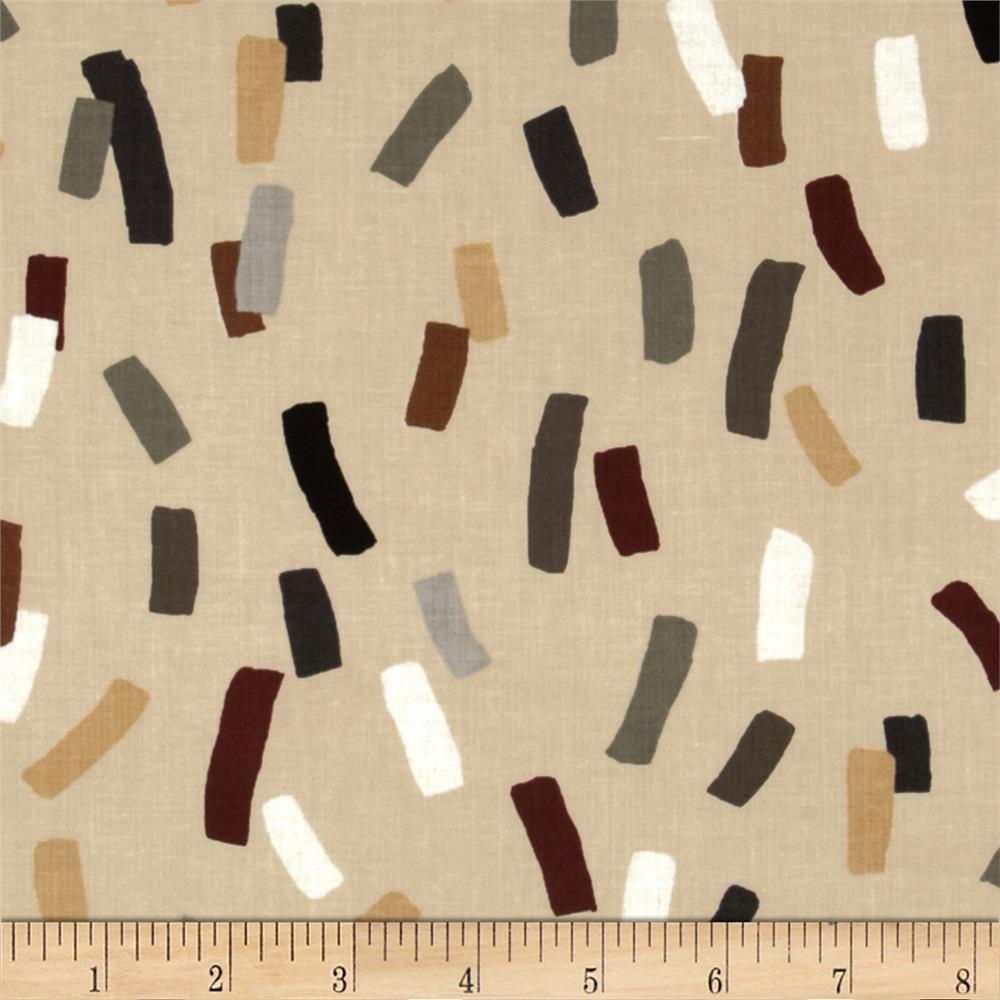 Contempo Dwellings Multi Confetti Tan