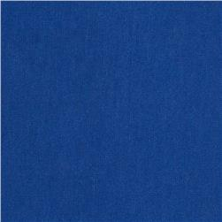 Stretch Rayon Poly Jersey Knit Zaffre Blue