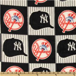 MLB Fleece New York Yankees Blocks Blue/Red/White