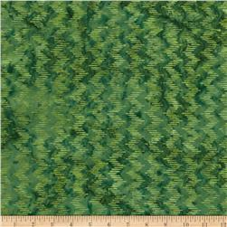 Moda Joy Batiks Slip and Slide Evergreen