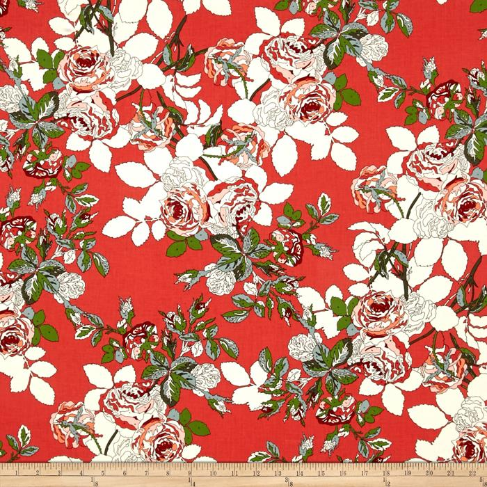 Moda Purebred Blanket of Flowers Derby