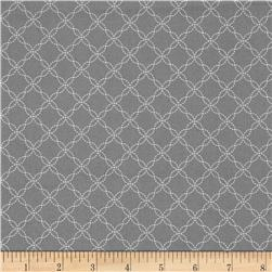 Kimberbell's Merry & Bright Lattice Grey