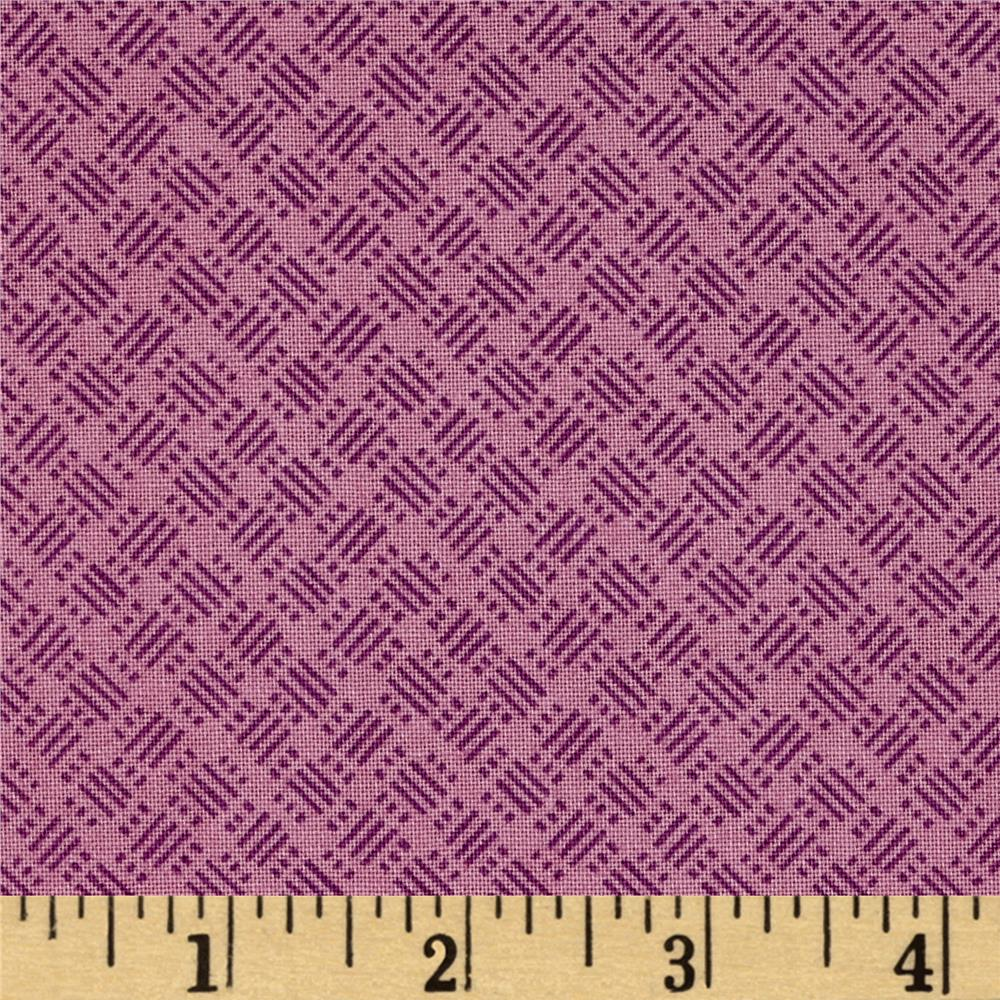 Denyse Schmidt Eastham Woven Texture Thistle