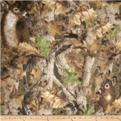 Realtree Fleece Deer Camo