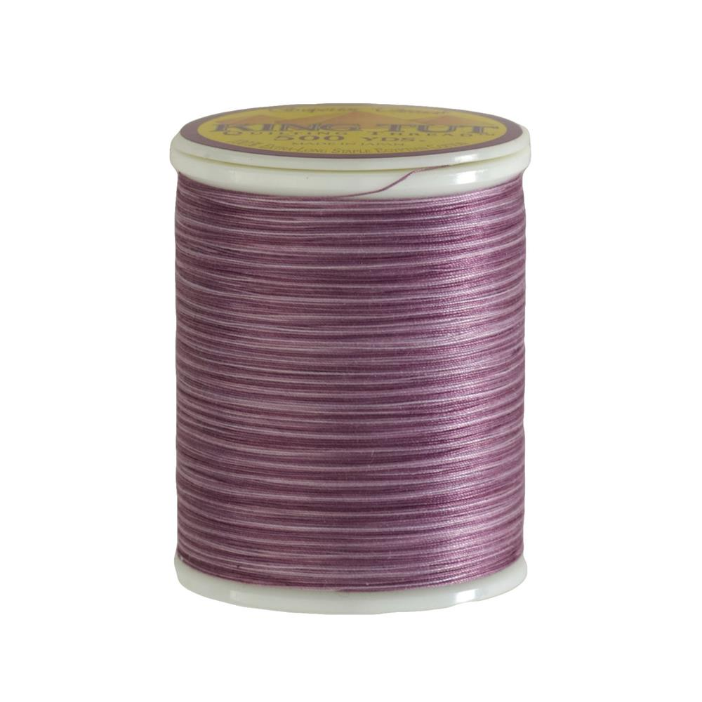 Superior King Tut Cotton Quilting Thread 3-ply 40wt 500yds Heather