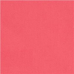 Stretch Cotton 10 oz. Twill Salmon
