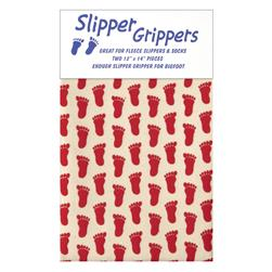 "Slipper Grippers 12""X14"" Red"