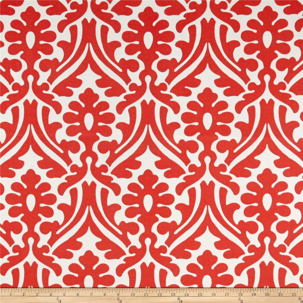 Premier Prints Holly Indoor/Outdoor Indian Coral