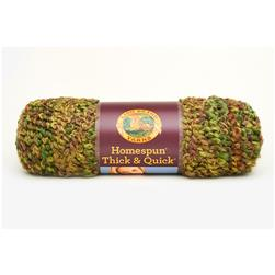 Lion Brand Homespun Thick & Quick Yarn (410) Herb Garden