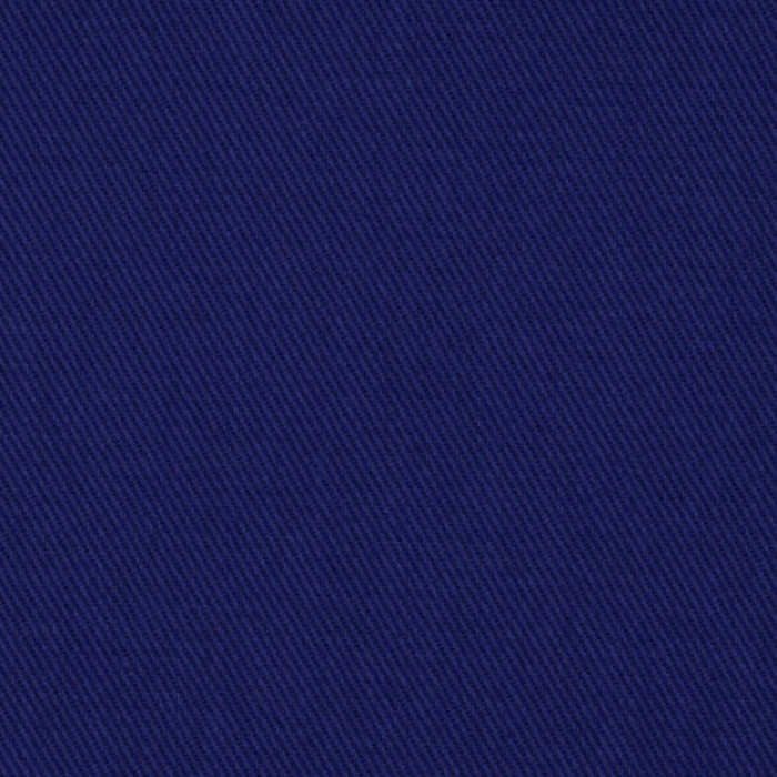 9 oz. Brushed Bull Denim Royal Blue