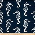 Premier Prints Indoor/Outdoor Sea Horse Oxford