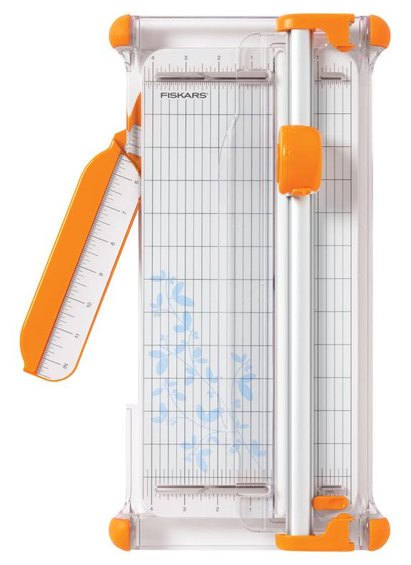 Fiskars Portable Rotary Trimmer 12''
